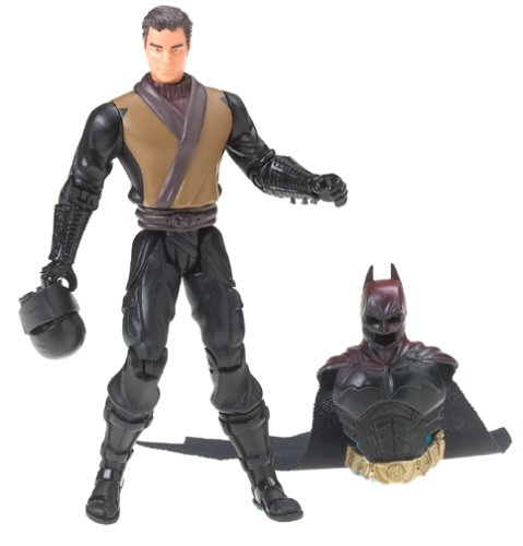 Ninja Bruce to Batman Begins - Buy Ninja Bruce to Batman Begins - Purchase Ninja Bruce to Batman Begins (Batman, Toys & Games,Categories)