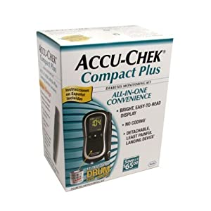 Free Accu Check Compact Plus Meters