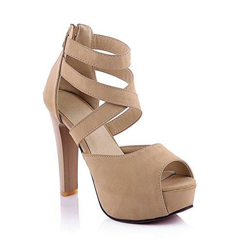 1to9-womens-vendaje-high-heels-material-suave-sandalias-color-beige-talla-37-1-3