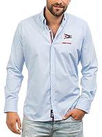 Signore Dei Mari Camisa Hombre Biaggio (Azul)
