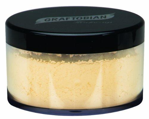 Graftobian HD LuxeCashmere Setting Powder - Banana Creme Pie (0.7 oz) (Pie Powder compare prices)