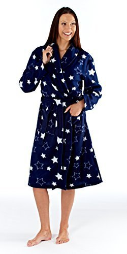 Best Deals Direct - Vestaglia -  donna NAVY STARS 44/46