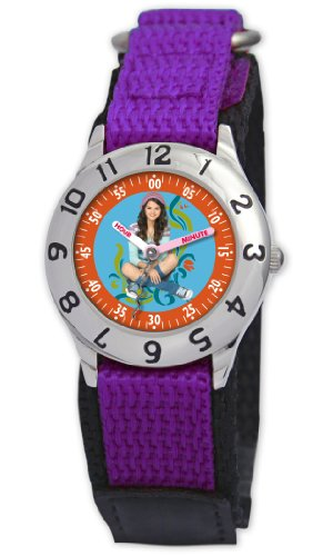 Disney Wizards of Waverly Kids' D851S504 Time