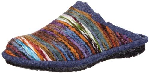 Romika  Mikado 66,  Pantofole donna, Multicolore (Mehrfarbig (blau-bunt 527)), 43