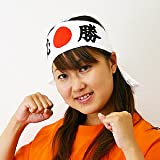 ハチマキ 必勝 大(日の丸入り)10枚セット  9919
