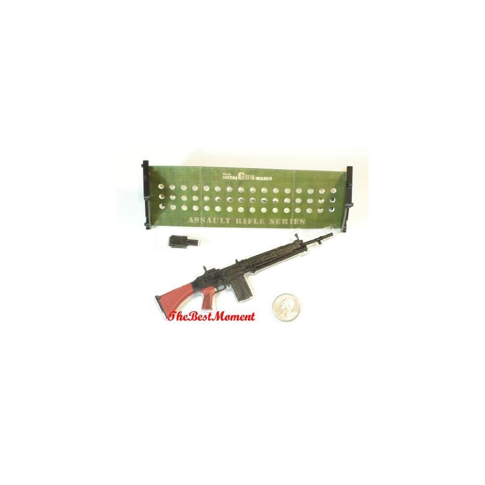 1:6 Scale Action Figure GUN MANIA TYPE 64 ASSAULT RIFLE GUN MODEL Furuta/_M1