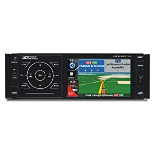 acheter takara gpv 1203 autoradio dvd 3 5 gps port usb 4 x 50 w noir autoradio gps. Black Bedroom Furniture Sets. Home Design Ideas