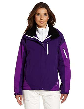 Marmot Tamarack Component Jacket 土拨鼠 女式 防水透气冲锋衣 紫色 $151.88