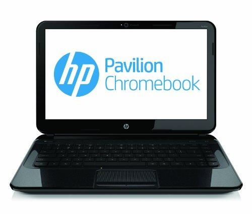 HP 14-c002sa Pavilion Chromebook Laptop (Intel Celeron 847 with Intel HD Graphics 1.1 GHz, 2 MB cache, 2 Cores)