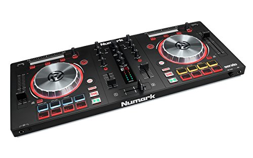 Great Features Of Numark Mixtrack Pro 3 All-In-One DJ Controller for Serato DJ