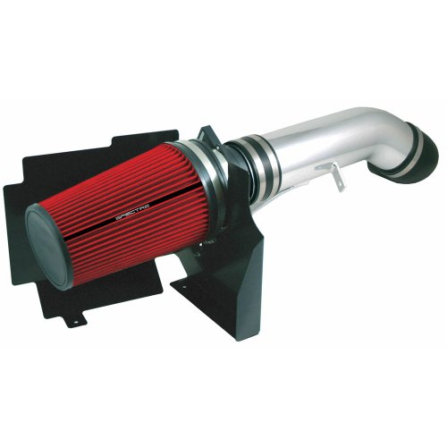Spectre Performance 9900 Air Intake Kit With Red Hpr Filter For Gm Truck front-523133