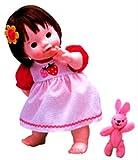ぽぽちゃん お人形 2才 いちごのワンピース
