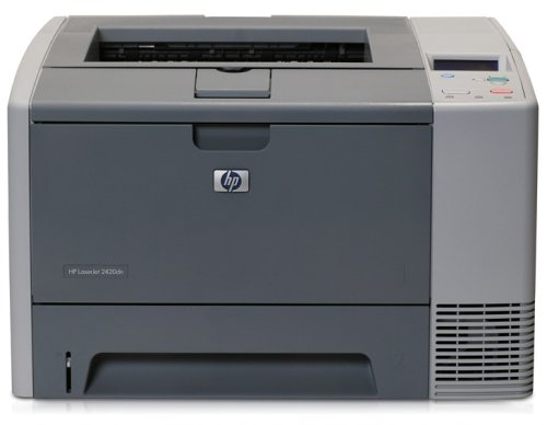 Hp Laserjet 2420Dn - Printer - B/W - Laser ( Q5959A#201 )