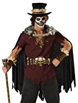 Big Sale In Character Witch Doctor Voodoo Mens Halloween Costume PLUS SIZE 2X