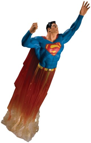 DC Dynamics: Superman Statue
