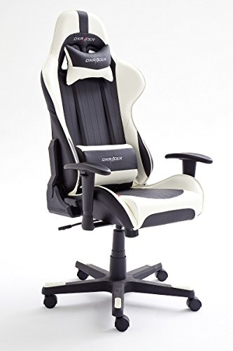 preisvergleich dx racer6 gaming stuhl schreibtischstuhl b rostuhl willbilliger. Black Bedroom Furniture Sets. Home Design Ideas