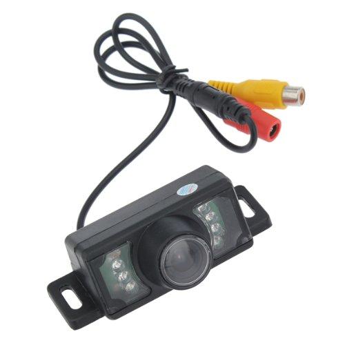 Waterproof 7 Ir Led Car Rear View Camera Reverse Parking Camera,Ntsc
