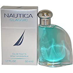 Nautica Classic by Nautica for Men – 1.7 Ounce EDT Spray