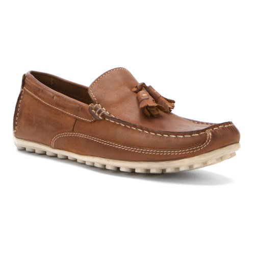 Clarks Clarks Men's Hamilton Cove Nutmeg Leather 10.5 M US