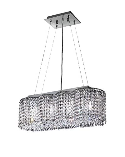 Light Points Moda Hanging Fixture, Chrome