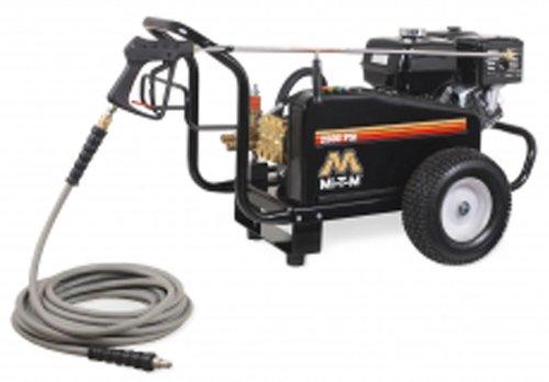 Mi-T-M Cw-2505-4Mgh Cw Gasoline Series Cold Water Belt Drive, 389Cc Honda Ohv Gasoline Engine, 2500 Psi Pressure Washer