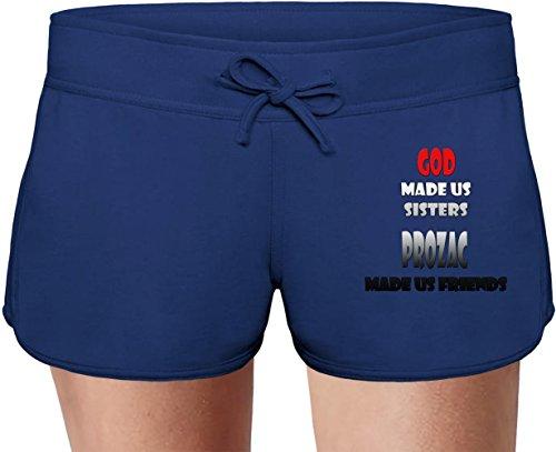 prozac-made-us-friends-las-damas-verano-sudor-shorts-summer-sweat-shorts-for-women-ladies-80-cotton-
