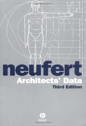 Neufert Architects' Data, Third Edition
