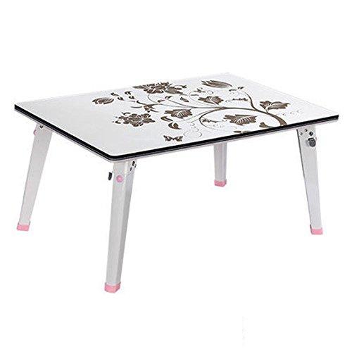 xxtt schlanke minimalistische ort laptop tisch bett mit klappbarem schreibtisch a. Black Bedroom Furniture Sets. Home Design Ideas