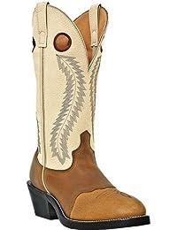 Laredo Men's Knoxville Cowboy Boot Round Toe