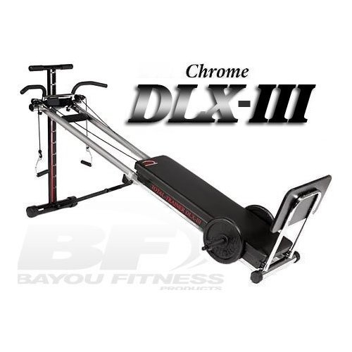 Bayou Fitness Total Trainer DLX III Home Gym