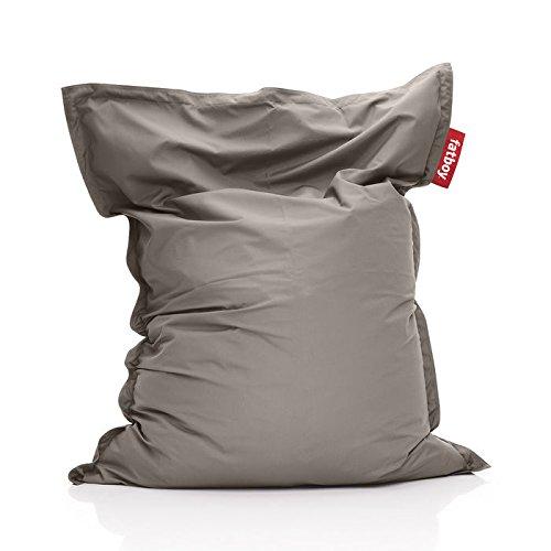 fatboy usa jktfld original outdoor bean bag taupe best deals toys. Black Bedroom Furniture Sets. Home Design Ideas