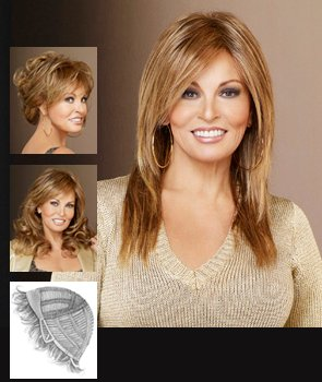 Wigs Always by Raquel Welch by RAQUEL WELCH WIGS