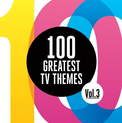 Various Artists - 100 Greatest Tv Themes (Cd2) - Zortam Music
