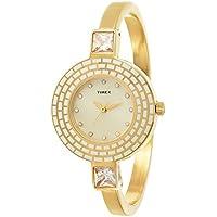 Timex New Women Analog White Dial Women's Watch - TI000N30100