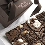 Brownie Points Signature Chocolate Lover's Box of Gourmet Brownies