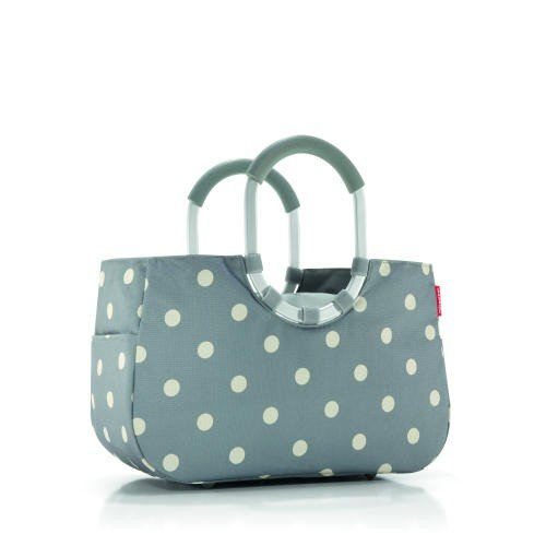 Reisenthel CC0433 Loopshopper M, grau dots