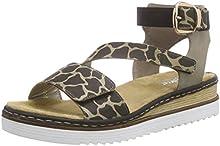 Comprar Rieker 67958 Women Ankle Strap - Sandalias de tobillo Mujer