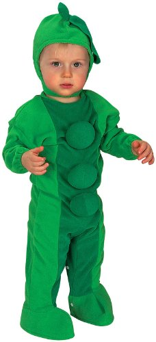 Rubies Costume - Pea In The Pod - Newborn