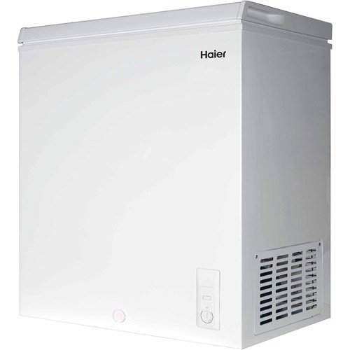 Haier 5.0-cu ft Freezer, White Model: HF50CW10W (Haier Freezer Hf50cw10w compare prices)