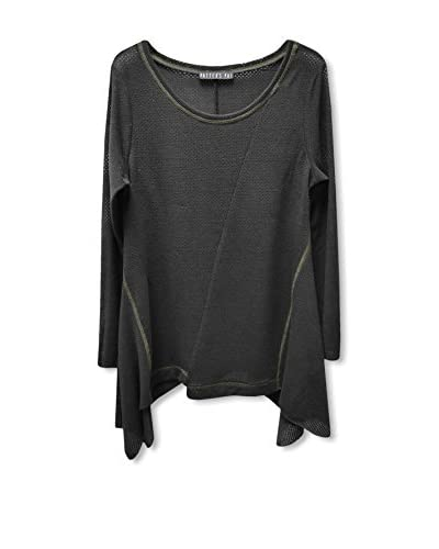 Potter's Pot Women's Uneven Hem Top