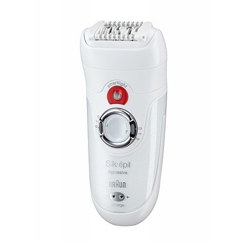 Braun Silk-épil Xpressive 7781 UK Body Set Rechargeable Epilator