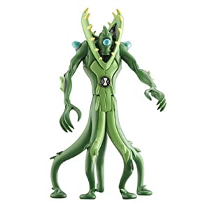 Amazon.com: Ben 10 Alien Collection - Wildvine: Toys & Games