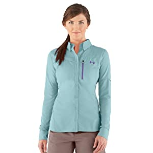 Under Armour Ladies UA Flats Guide Long Sleeve by Under Armour