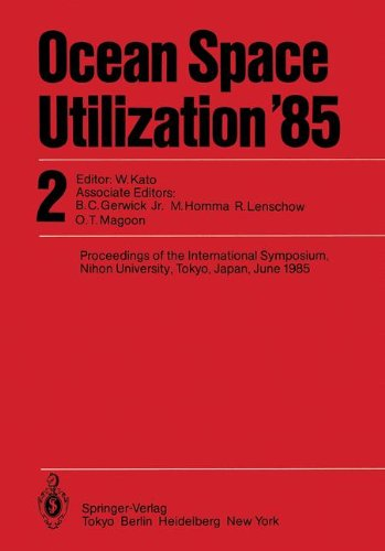 Utilisation de l'espace océan ' 85 : Proceedings of the International Symposium Nihon University, Tokyo, Japon, juin 1985 Volume 2