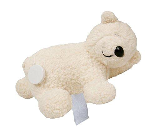 Efie, Spieluhr Teddy, mit Klettbefestigung, Melodie