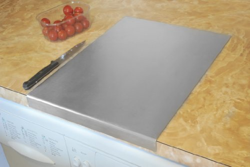 stainless-steel-worktop-saver-chopping-square-edge-12-inches-wide-x-155-inches-deep-includes-non-sli