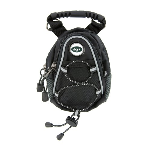 NFL New York Jets Black Mini Day Pack at Amazon.com