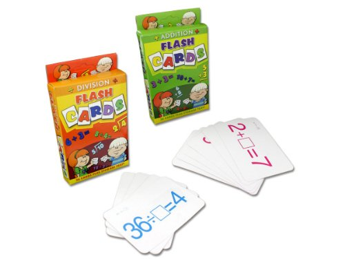Jumbo Flash Cards - 1