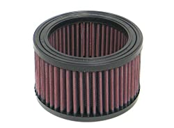 K&N E-0900 High Performance Replacement Air Filter for Royal Enfield Bullet Electra/Machismo