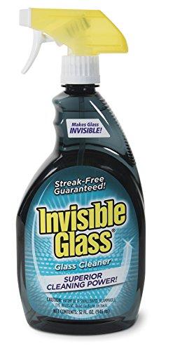 Invisible Glass Premium Glass Cleaner - 32 oz 6 Bottle Pack, 92196-6PK (Invisible Glass Cleaner 6 Pack compare prices)